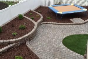 full backyard landscaping warman